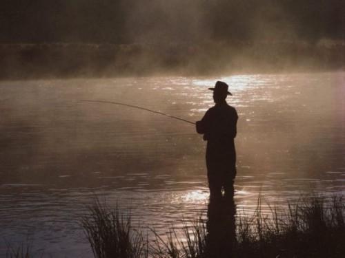 Приметы рыбака.