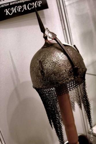 Выставка военного антиквариата «Традиция-2008». Часть 4. (43 фото)