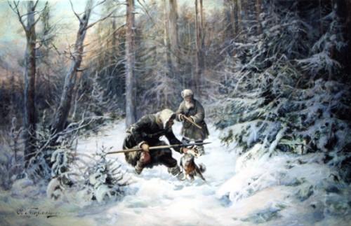 На кого охотимся в декабре - Охотничий край