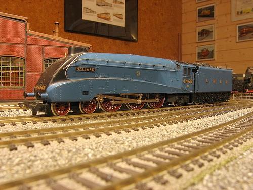 Железнодорожный моделизм. 49 фото.