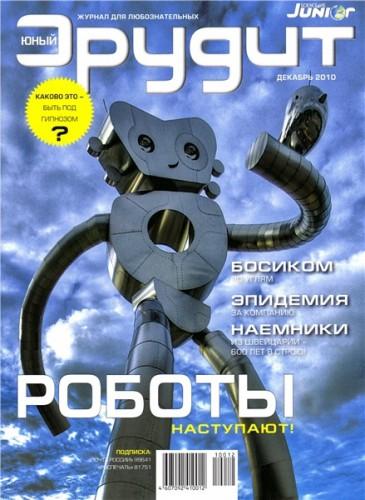 """Журнал """"Юный эрудит"""" №12 2010 год."""