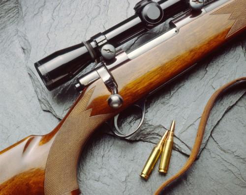 Пристрелка ружья. Советы начинающему охотнику.