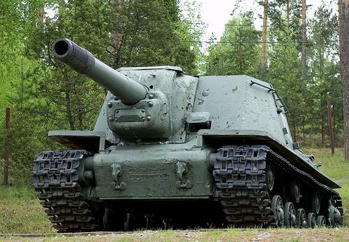 Танковый музей в Парола (Финляндия). Часть 2. (31 фото)