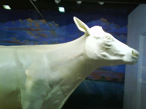 Масляные скульптуры. (23 фото)