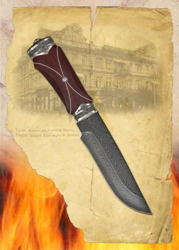 """Общество Тульских Оружейников Студия """"Клинок"""". Ножи. Часть 2. (20 фото)"""