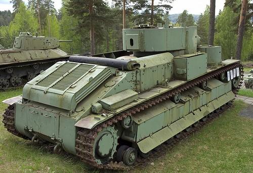 Танковый музей в Парола (Финляндия). Часть 3. (32 фото)