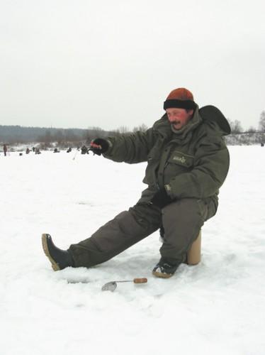 Вести с водоемов. Февраль 2011.