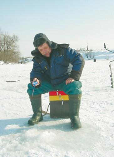 Вести с водоемов. Март 2011.