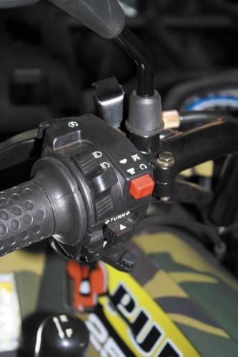 Квадроцикл для охоты - что выбрать?