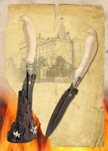 """Общество Тульских Оружейников Студия """"Клинок"""". Композиции. (8 фото)"""