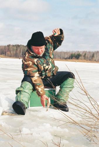 Зимняя плотва водохранилищ. Часть 1. В поиске активной рыбы.