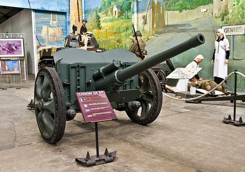 Танковый музей в г. Самюр (Франция). Часть 2. (51 фото)