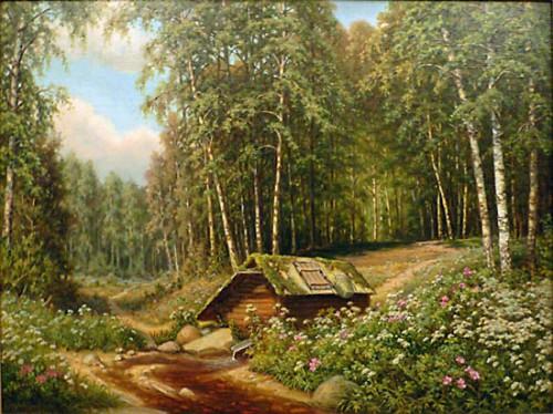 Работы художника Балабушкина Сергея. Часть 1. (24 фото)