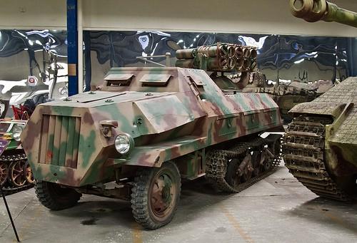 Танковый музей в г. Самюр (Франция). Часть 4. (51 фото)