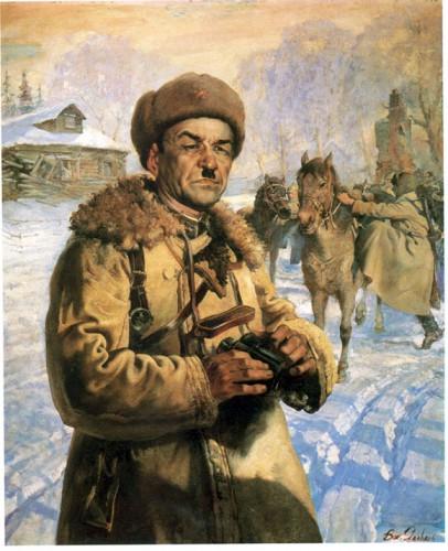 Картины о Великой Отечественной войне. Часть 4. (20 фото)