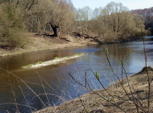 """По """"рыжей"""" воде средних и больших рек. Часть 2. Проводка на течении, выбор места, техники и снасти."""