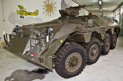 Танковый музей в г. Самюр (Франция). Часть 6. (50 фото)