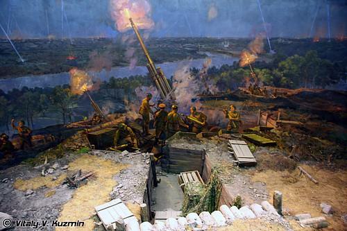 Музей Войск Противоздушной  Обороны. Часть 1. (41 фото)