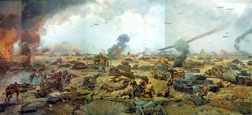 Немного диорам о великой отечественной войне