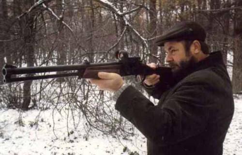 Купил карабин - научись из него стрелять.