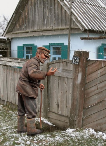 Работа Владимира Демченко. (10  фото)