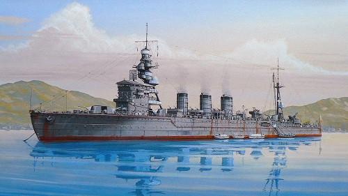 Имперские японские военные корабли. Часть 5. (25 фото)