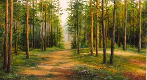 Работы художника Курицына Сергея. Часть 1. (25 фото)