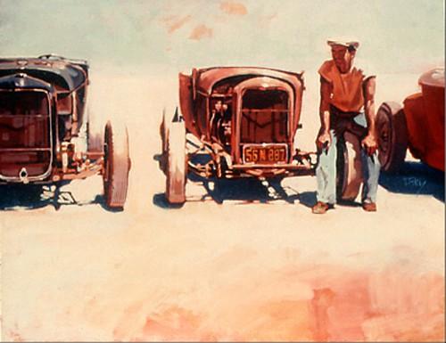 Работы художника Тома Фрица (Tom Fritz). Часть 5. (30 фото)