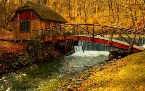Осень. Фото - пейзажи. Часть 2. (30 фото)