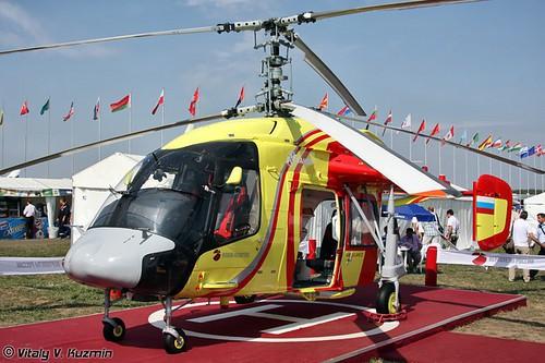 МАКС -2011. Часть 4. Вертолеты. (55 фото)