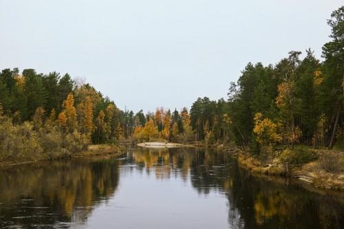 Вести с водоемов. Сентябрь 2011.