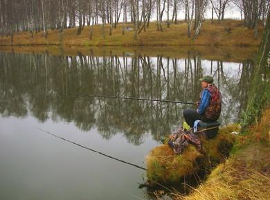 Осенняя глубинная ловля с поплавком. Часть 3.  Возможности штекерной снасти.