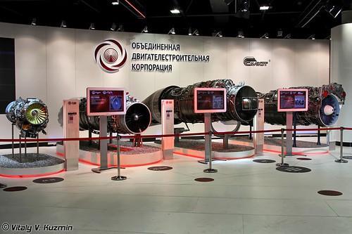 МАКС - 2011. Часть 8. Выставочные павильоны. Часть 2. Двигатели, радиолокационные станции, оптико-электронные системы, БПЛА, средства РЭБ и пр.
