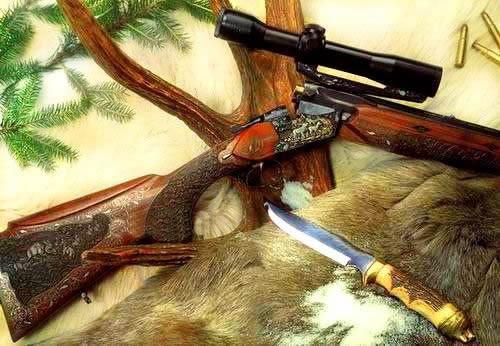 Сколько и каких ружей нужно охотнику.