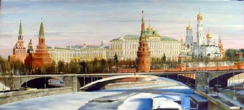 Работы художника Голубева Дмитрия Евгеньевича. (24 фото)