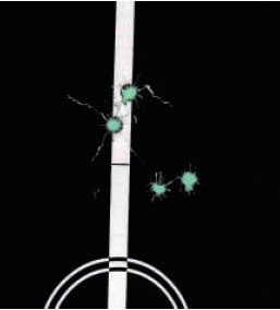 Концепция одного выстрела. Часть 5. Проверка боя штуцера ИЖ-18 МН.