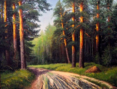 Работы художника Янулевича Геннадия Альбиновича. Часть 1. (30 фото)