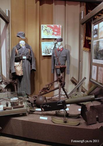Государственный мемориальный музей обороны и блокады Ленинграда. Часть 2. (50 фото)