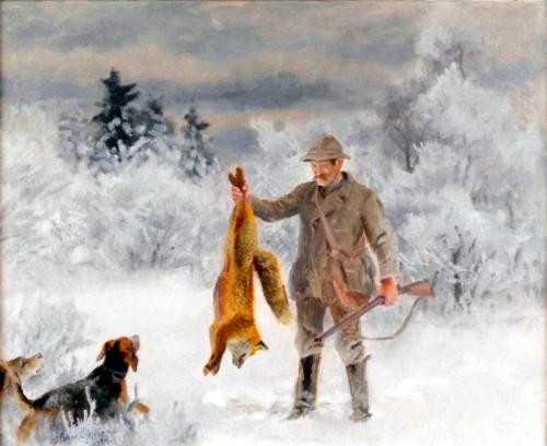 Об охоте - самое необходимое.