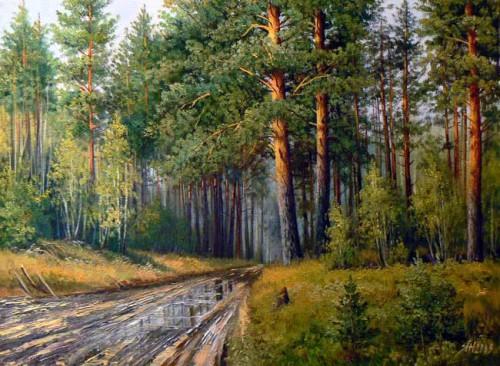 Работы художника Янулевича Геннадия Альбиновича. Часть 3. (24 фото)