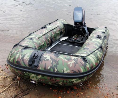 Надувная лодка и лодочный подвесной мотор: критерии выбора.