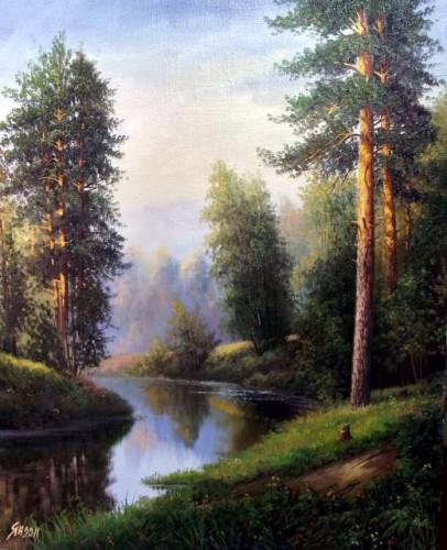 Работы художника Янулевича Геннадия Альбиновича. Часть 4. (25 фото)