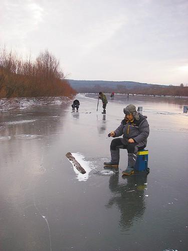 Подготовка к перволедью. Часть 2. Поведение рыбы и безопасность рыбалки.