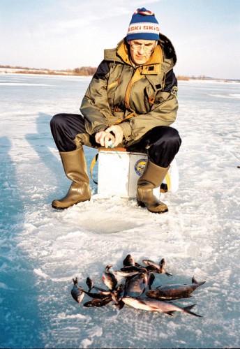 Рыбалка по перволедью. Часть 1. Зимние снасти.