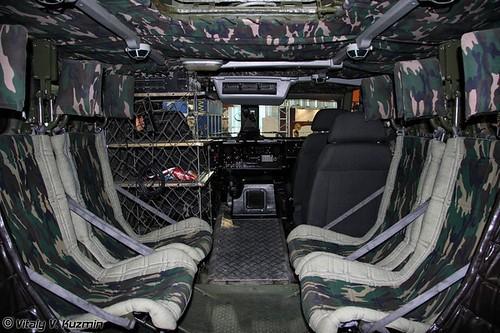 Интерполитех-2011. Часть 3. Автомобильная техника. Часть 1. (52 фото)