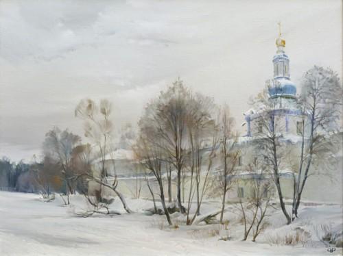 Зимние работы романа романова