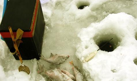 Способы ловли леща. Часть 2. Варианты зимних поплавочных снастей, тактика и техника прикармливания.