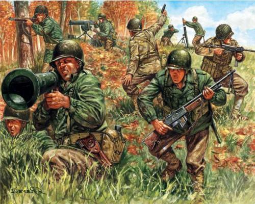 Война в рисунках. Часть 1. (30 фото)