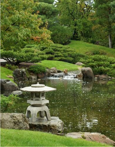 Японский Сад Никка Юко. (Канада, Альберта). Часть 2. (27 фото)
