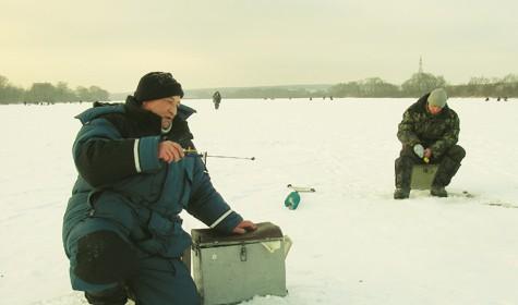 Зимой на течении. Часть 2. Техника ловли.